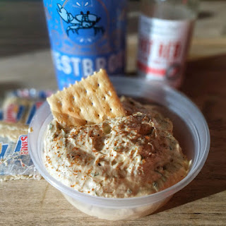 Southern Soul Barbeque's Smoked Oyster Spread.