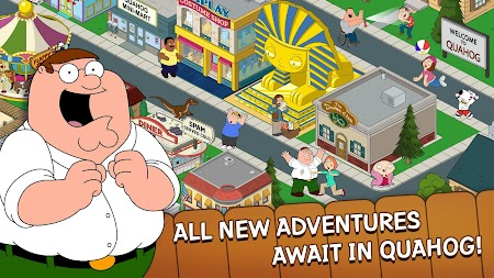 Family Guy The Quest for Stuff APK screenshot thumbnail 4