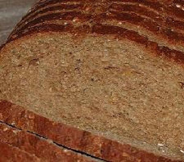 Kathy's Very Healthy Bread Recipe