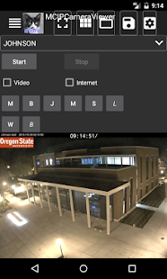MC IPCamera Viewer - náhled