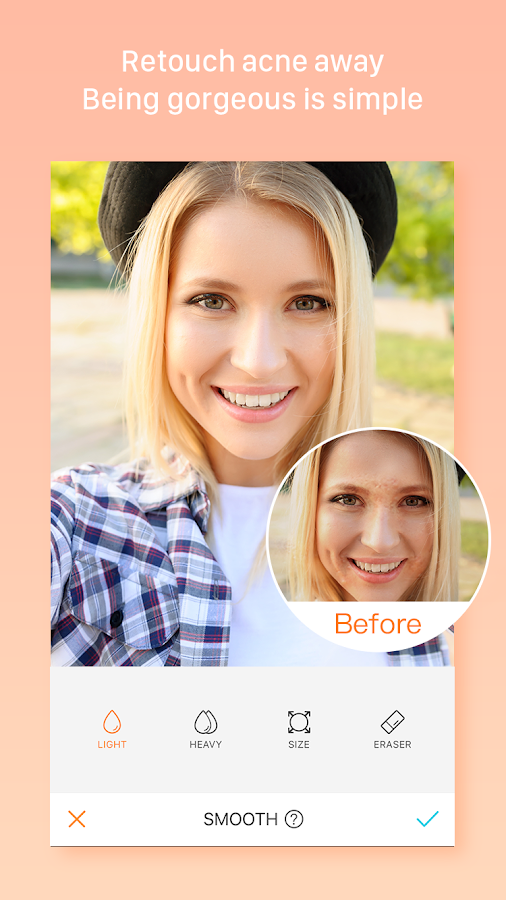 AirBrush: Easy Photo Editor- screenshot