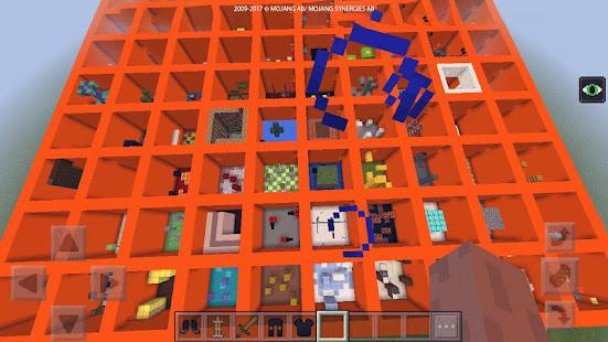 App The Orange parkour map for MCPE APK for Windows Phone
