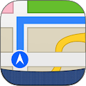 Offline Map Navigation - GPS Driving Route icon