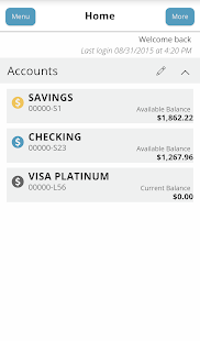San Francisco FCU Mobile- screenshot thumbnail