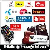 E-Wallet : Single Sim Multi Recharge (1.0)