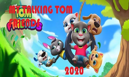 Guide For My Talking Tom Friends screenshot 1