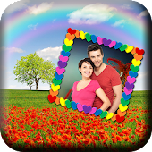 Rainbow Photo Frame