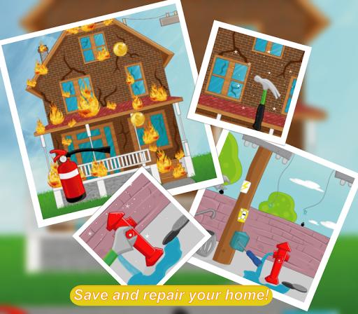 Little Heroes - Kids games
