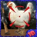 3D Chicken Hunter Simulator icon