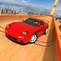 GT Mega Ramp Stickman Impossible Stunts icon