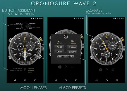 Cronosurf Wave watch - náhled