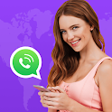 Pakistani Girls Mobile Numbers: Girls Call Prank icon