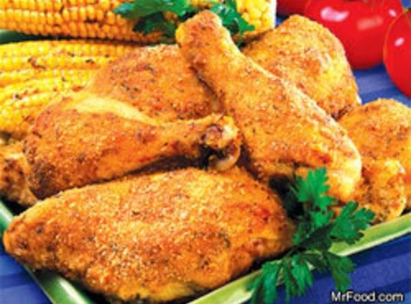 Devilish Chicken & Corn On The Cob Recipe