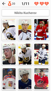 Hockey Players - Quiz about players (NHL and KHL) for PC-Windows 7,8,10 and Mac apk screenshot 3