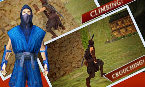 Ninja Warrior Assassin 3D v1.1.2
