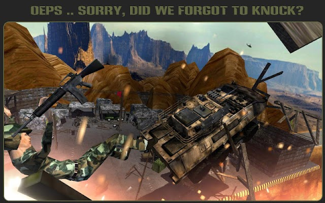 Offroad Army War Legends v1.3