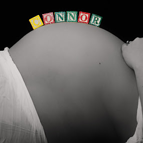Connor by Jake Barrows - People Maternity ( connor, announcement, happy, baby, mom )