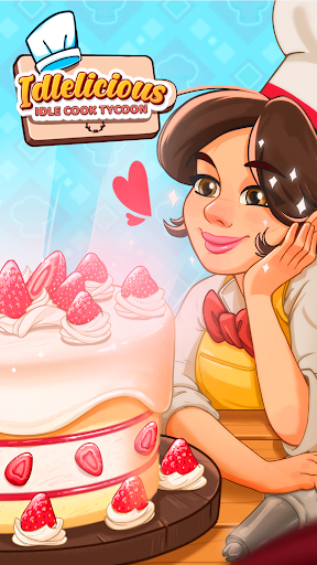 Télécharger Gratuit Idle Cook Tycoon: A cooking manager simulator mod apk screenshots 4