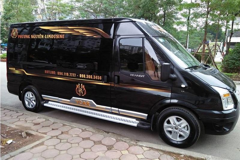 Xe limousine đi Sapa từ Hà Nội: Phương Nguyên Limousine