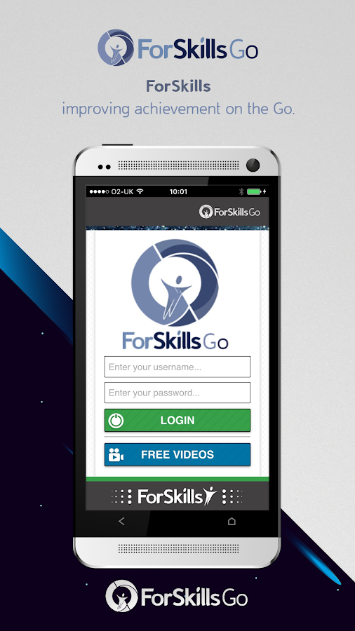 ForSkills Go- screenshot
