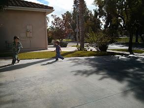 Photo: Running in Circles