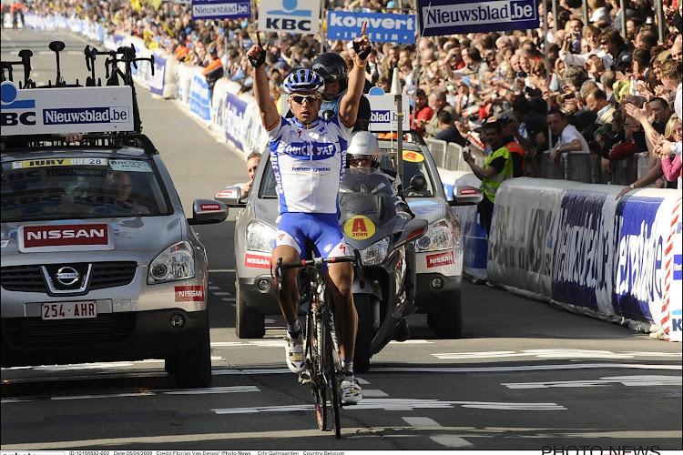 Devolder Ronde 2009