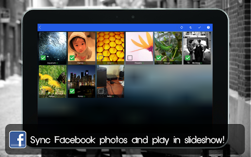 Social Frame HD (Photo Frame)- screenshot thumbnail