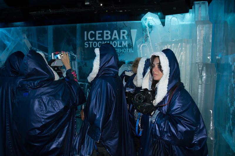 blu ice di antography