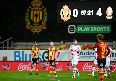 LIVE! Volg hier Standard - KV Mechelen