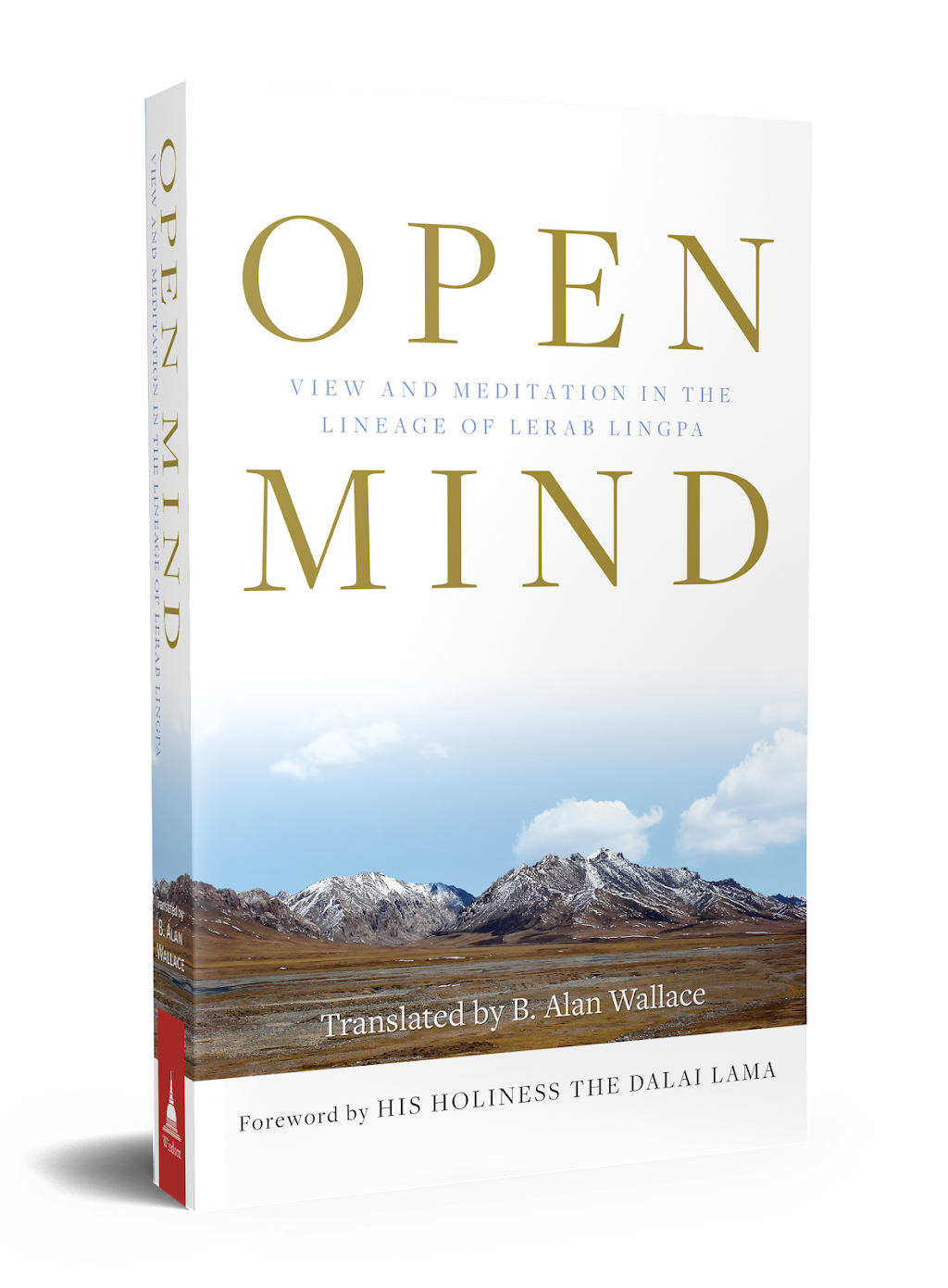 Open Mind book