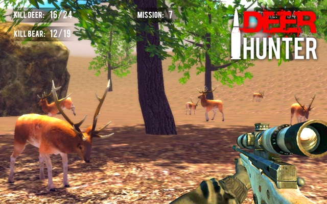 3D Deer Hunter
