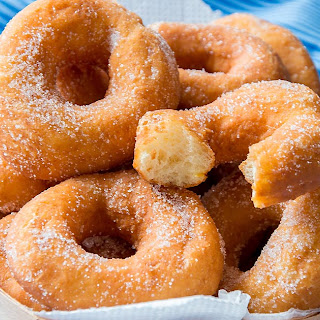 Frittelle {Ciambelle} – Italian Doughnuts Recipe