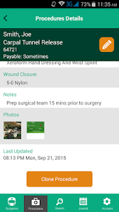 MySurgeon screenshot