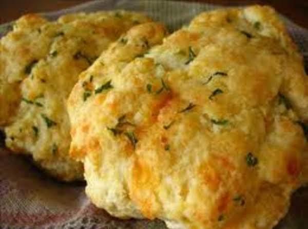 Bisquicks Cheese Garlic Biscuits Recipe
