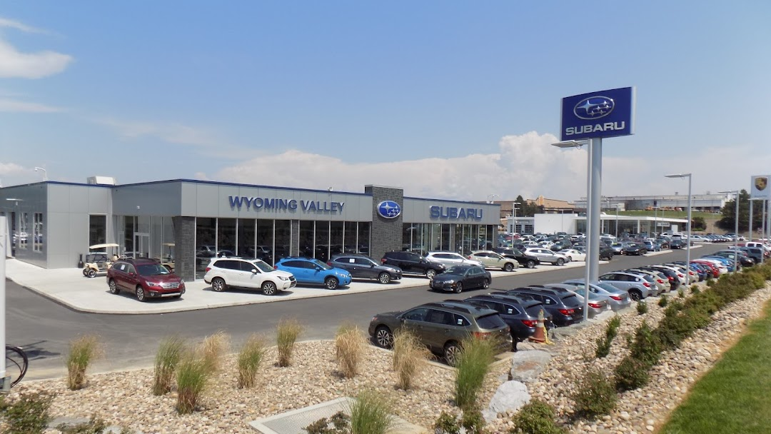 Wyoming Valley Subaru >> Subaru Of Wyoming Valley Subaru Dealer In Plains