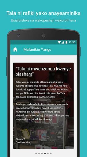 Tala Tanzania screenshot 2