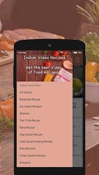 Hindi video recipes indian food recipes apk latest version hindi video recipes indian food recipes poster forumfinder Images