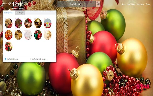 Christmas Gifts Wallpapers Hd Theme