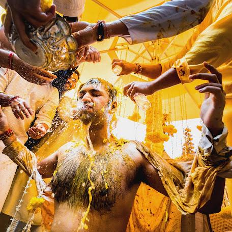 Wedding photographer Shivali Chopra (shivalichopra). Photo of 04.12.2017