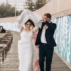 Wedding photographer Ulyana Anashkina (Anashkina). Photo of 18.12.2017