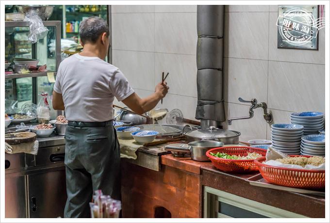 鳳山二市場189號麵攤無菜單