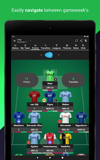 Fantasy Football Manager for Premier League (FPL) 8.4.1 screenshots 10