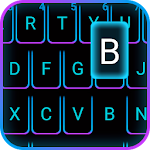 Emoji Smart Neon keyboard 1.8 Apk