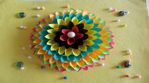 Paper Flower and Craft Design - Google Play पर