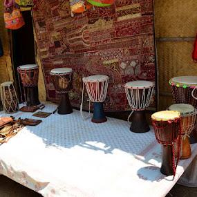 Drums by Vijayendra Venkatesh - Artistic Objects Musical Instruments