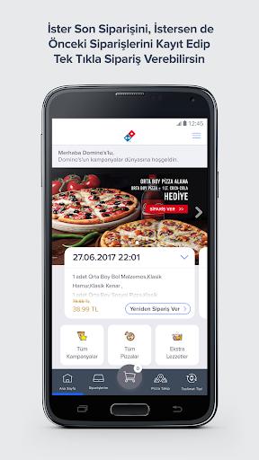 Domino's Pizza Turkey  screenshots 3