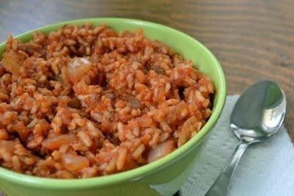 Mom's Spanish Rice Recipe
