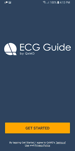 ECG Guide by QxMD screenshot for Android