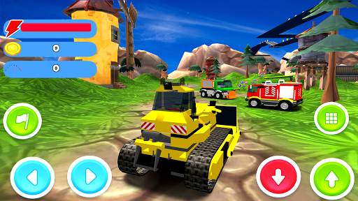 Toy Truck Drive apktram screenshots 1