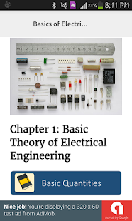 Basics of Electrical Engineering - náhled